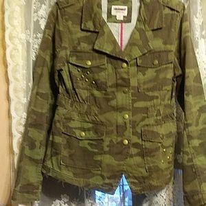 Mossimo Camo jacket